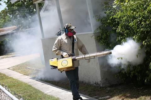One Florida neighborhood has come off the Zika list