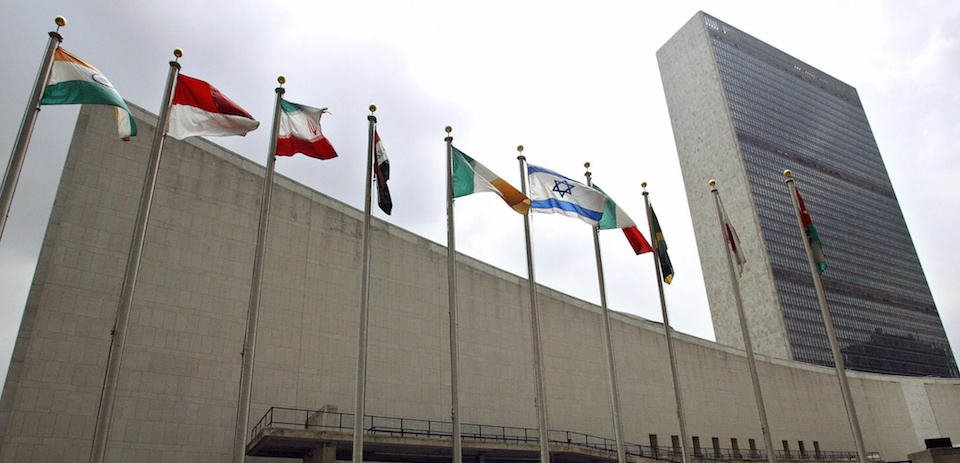 How to fix the United Nations.