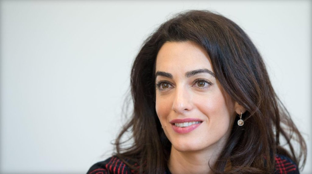 Amal Clooney pushes United Nations to legally fight ISIS: