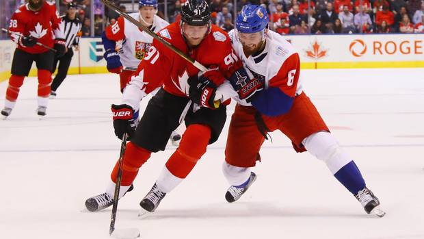Steven Stamkos finally on the hockey world stage after Sochi heartbreak @Mirtle