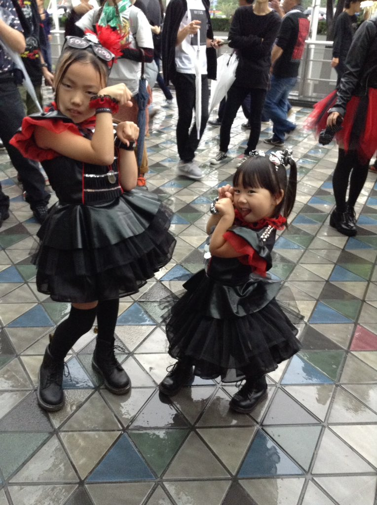 【音楽】<海外でも話題>BABYMETAL、初の東京ドーム公演で見た人気の理由★3©2ch.netYouTube動画>44本 dailymotion>2本 ->画像>328枚