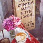 Το είδα και αυτό!! 😃😃Γι αυτό.. Να πίνουμε καφέ και όλα θα τα κάνουμε καλύτερα 😉πουλάκια μου🐦!!! Ομορφη συνέχεια στην μέρα σας!! 😘🌸💋 https://t.co/QDLqFYKpjG