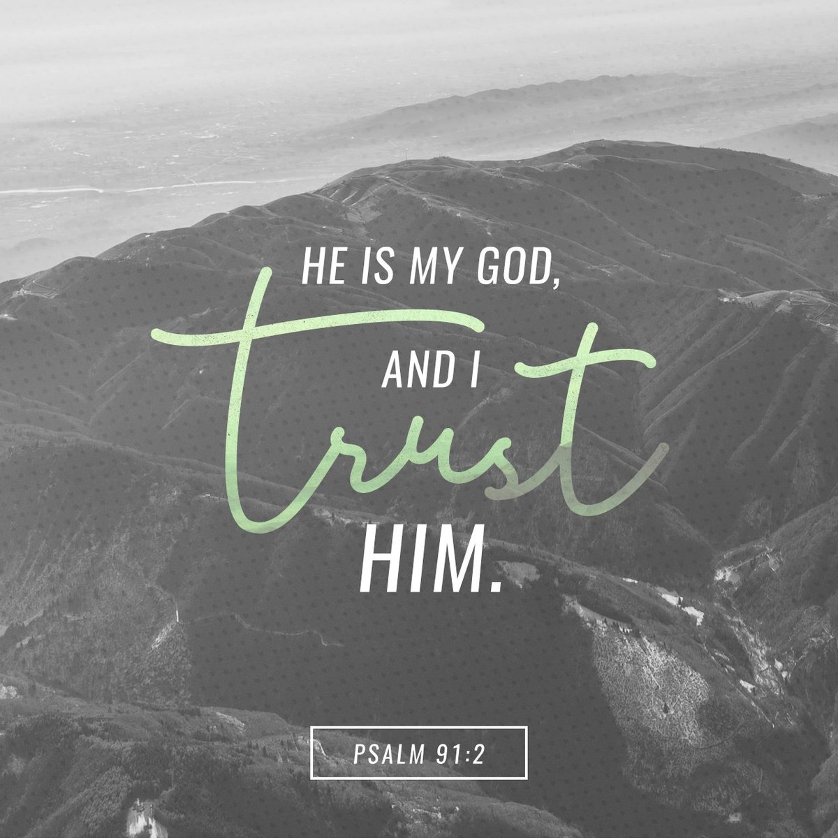 This I declare about the LORD: He alone is my refuge, my place of safety; he is my God… https://t.co/Yq9Y5hhHdI https://t.co/VPVPIg67ym