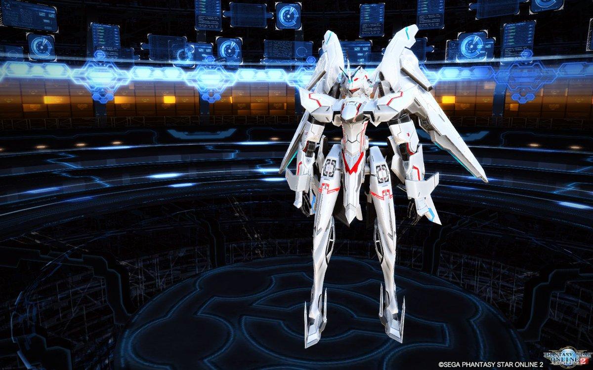 クロスアンジュ~天使と龍の輪舞~より主人公アンジュの機体ヴィルキスの完成だ!色変えでアリエルモード、ミカエルモード、ウリ