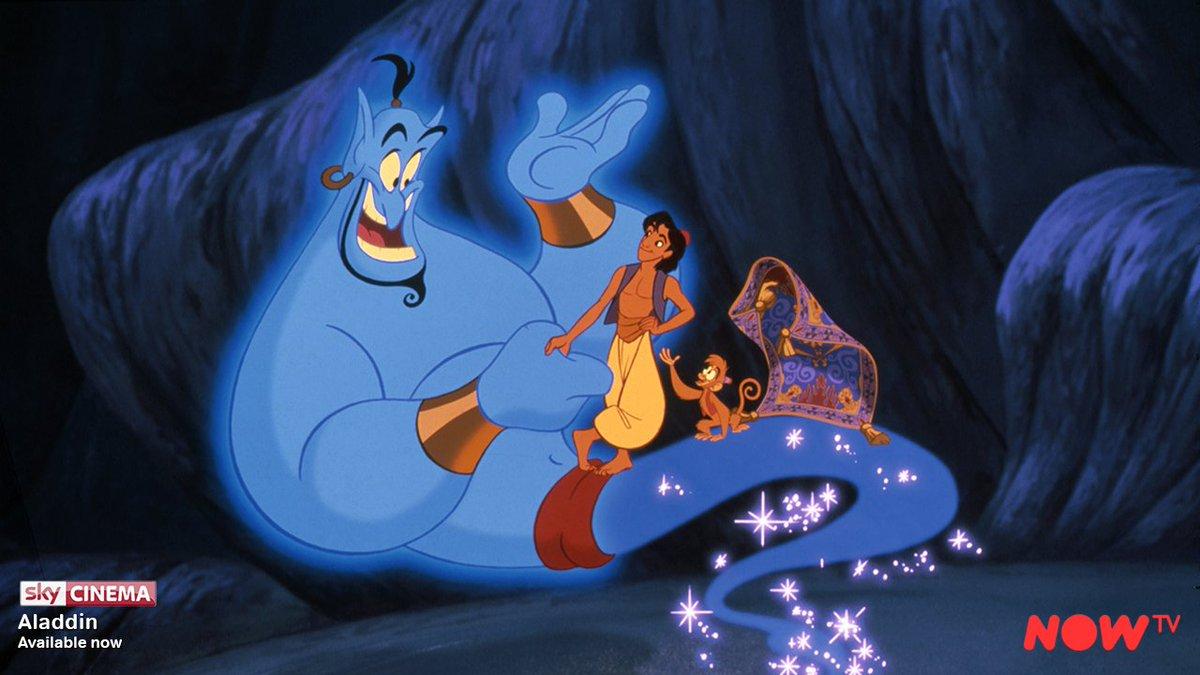 Youve Never Had A Friend Like Me Aladdin