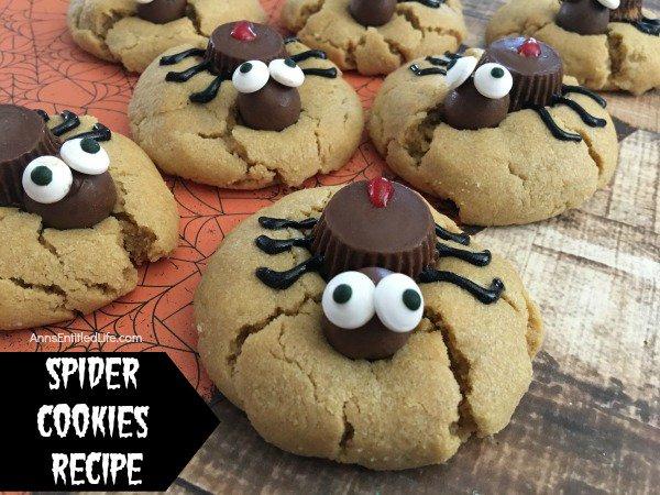 Spider Cookies #RECIPE   https://t.co/xhuOkIro5G  #RecipeOfTheDay #Halloween https://t.co/FDVLCQrbPI