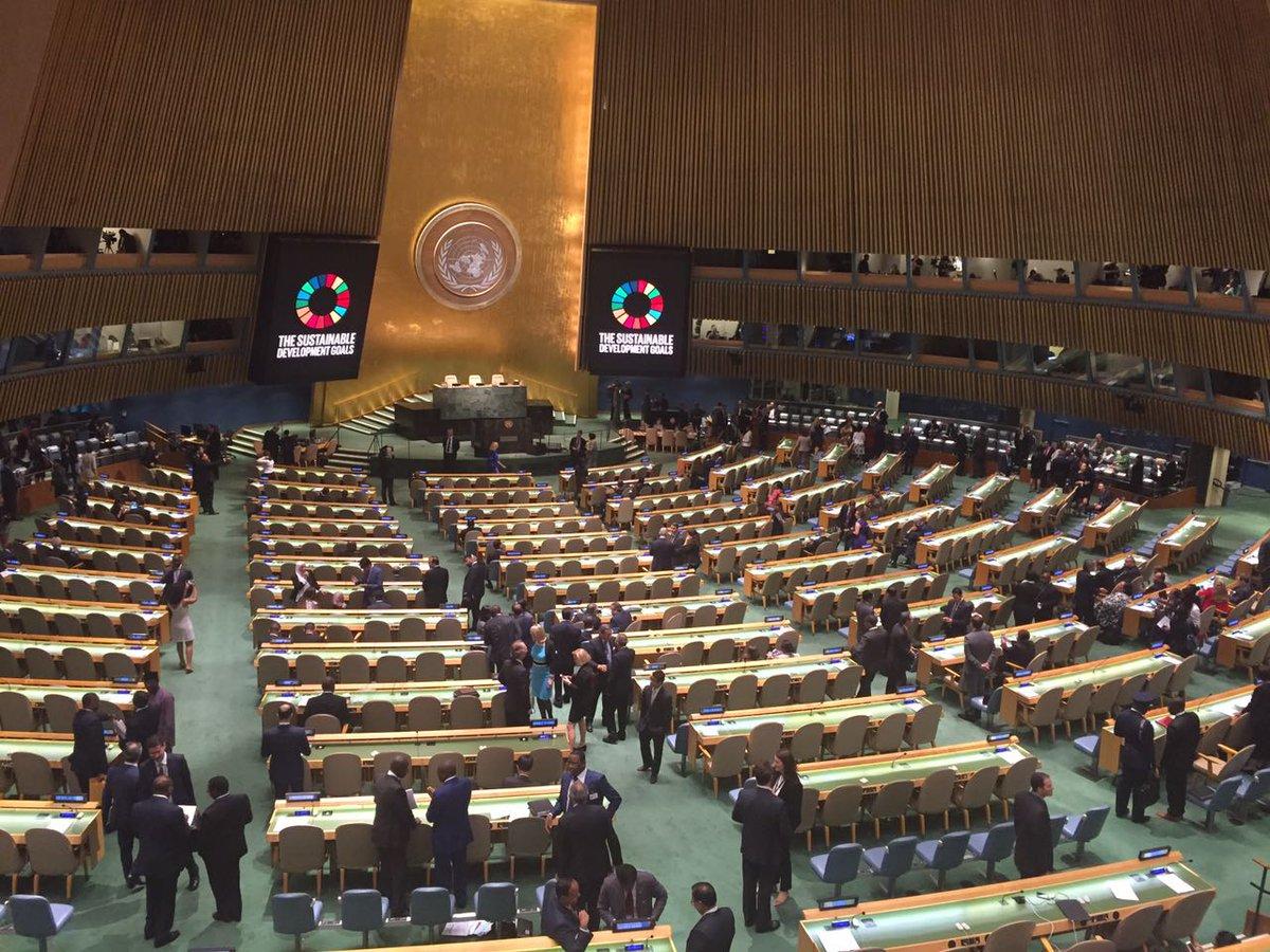 Assembleia Geral da ONU