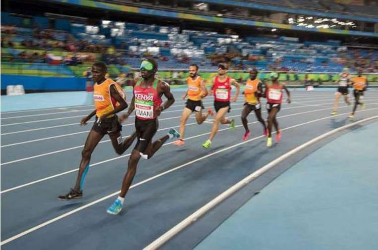 Three-gold Team Kenya return from Rio on Friday