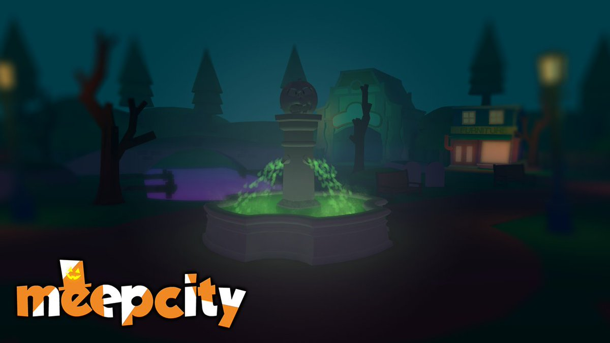 MeepCity's Spooky Halloween Update will be here October 11th! https://t.co/RS6YunARN6