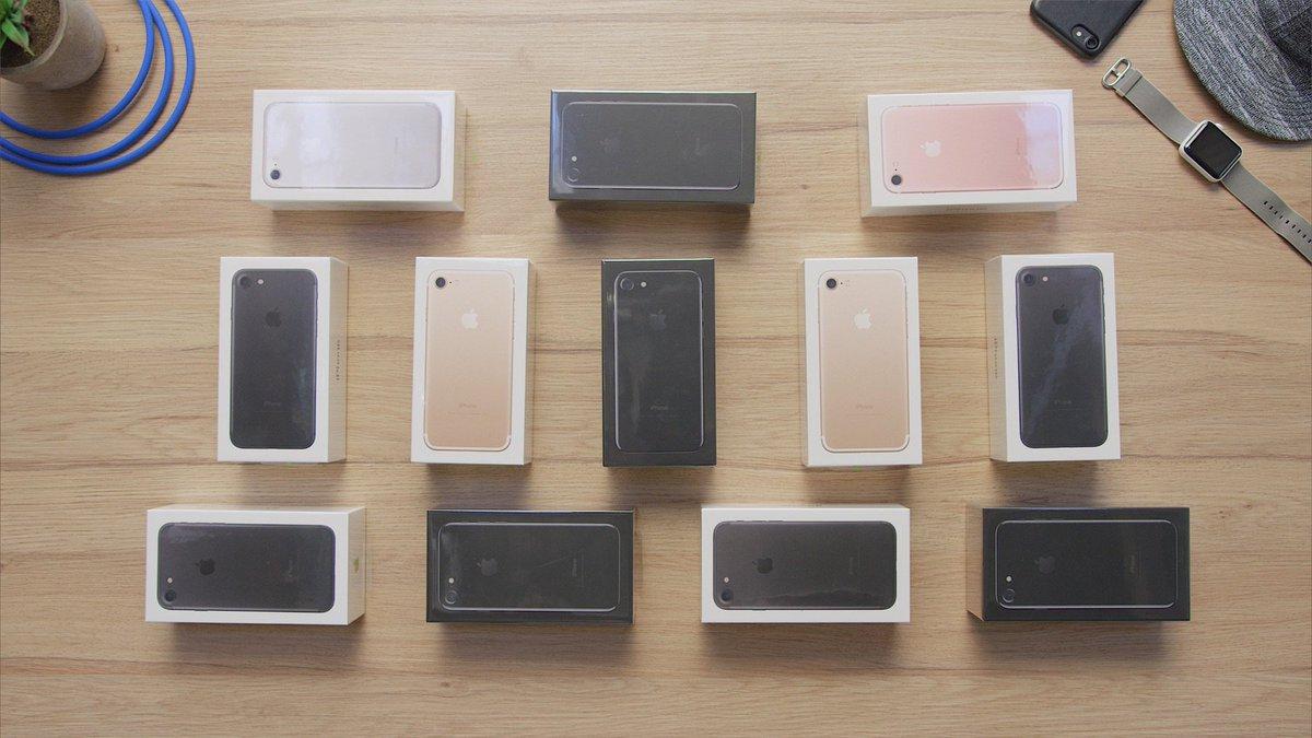 So, uh. I'm giving away 12 iPhone 7s….. RT if you're in! https://t.co/XaH5dPPI3y https://t.co/LTaZ8TDGwF