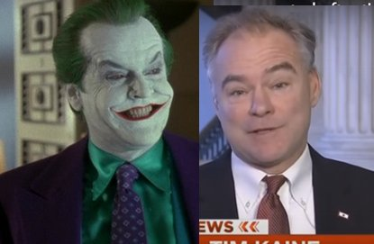 Pretty sure I saw Tim Kaine in a movie...Oh yeah!! #VPDebate https://t.co/hoJB9axFIp