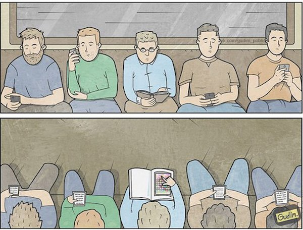 Hilariously Ironic Illustrations That Will Make You Do A Double - Ironic illustrations