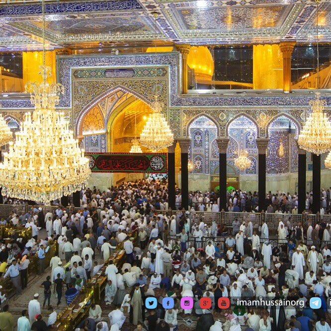 @alshaikh3337 @safa719 عظم الله لكم الاجر ورزقنا الله زيارته https://t.co/lXJXOYzVCE