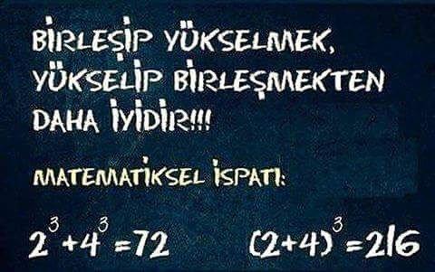 MATEMATİK HER YERDE - Magazine cover