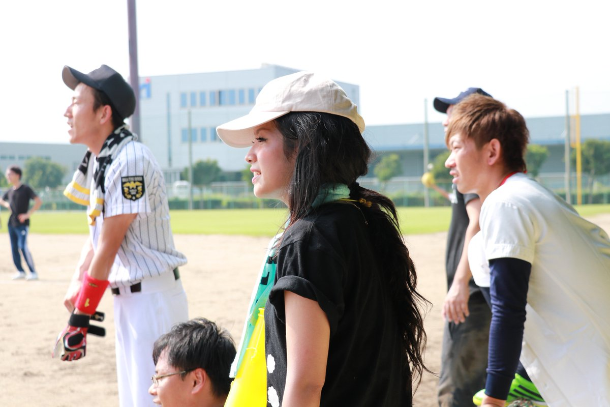 koelu野球大会 ホッピー編 #ワイルドホピキャッツ #koelu https://t.co/l4ilO2RgmE