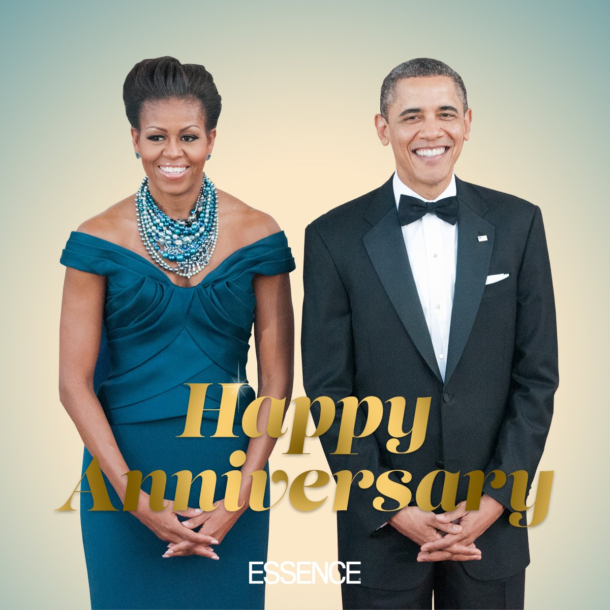 Happy 24th Anniversary to President Barack Obama and First Lady Michelle Obama! We wish them many more years of eve… https://t.co/bNDLhb6TbC