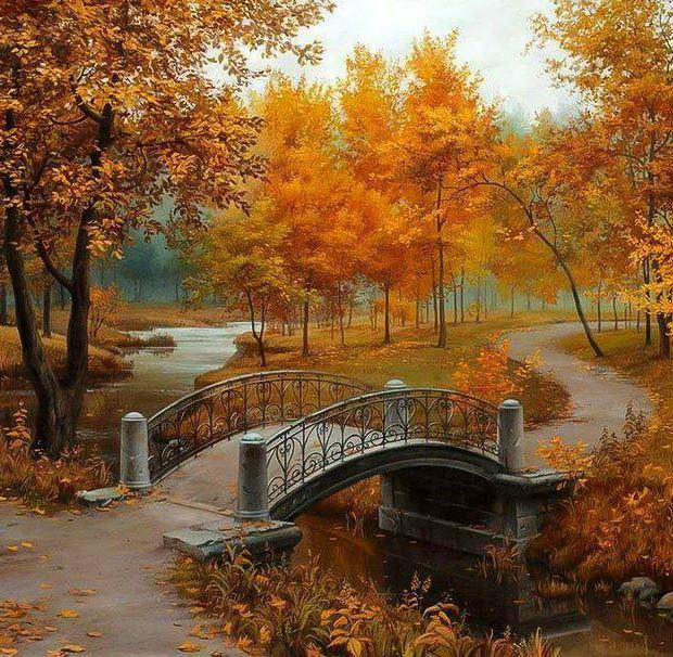 Autumn park | Photography by ©Eugene Lushpin https://t.co/SsL4Gi0yfS