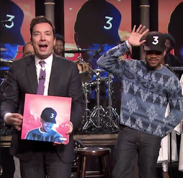 .@ChanceTheRapper Returns to @FallonTonight tune in TONIGHT at 10:35c on @NBCchicago https://t.co/xhVljSuOup … https://t.co/Exnz1LMNwF