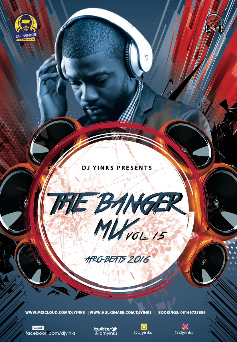 NEW MIXTAPE ALERT!! THE BANGER MIX VOL 15 DOWNLOAD LINK : https://t.co/2VT75RKIXM  PLS RT! https://t.co/GqMmLk7wl4