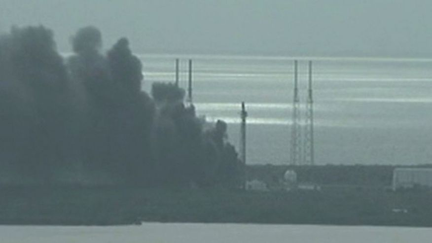 SpaceX eyed rival's building in rocket explosion probe  via @fxnscitech