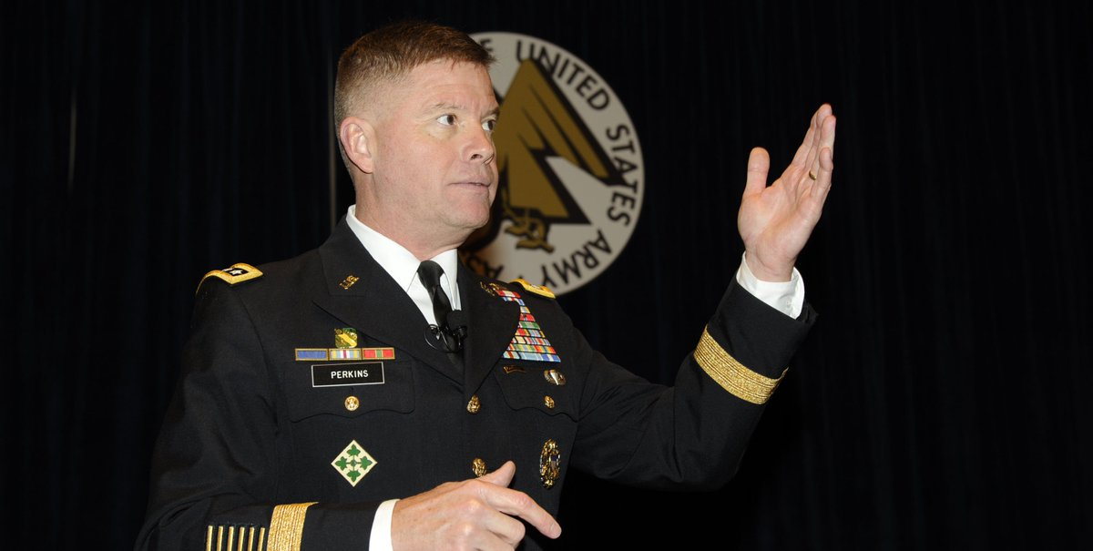 .@TRADOC Chief: 'No Single Domain Can Dominate' - #AUSA2016 https://t.co/TqLDQmlB0B https://t.co/TEvvunCsrB