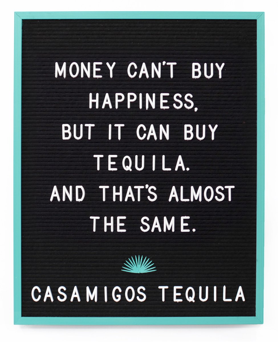 RT @Casamigos: #MondayMotivation https://t.co/6g0ofu0nJz