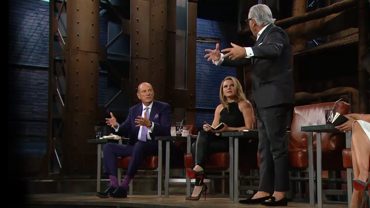 That escalated quickly! Watch a sneak peek of Wednesday's #cbcdragonsden