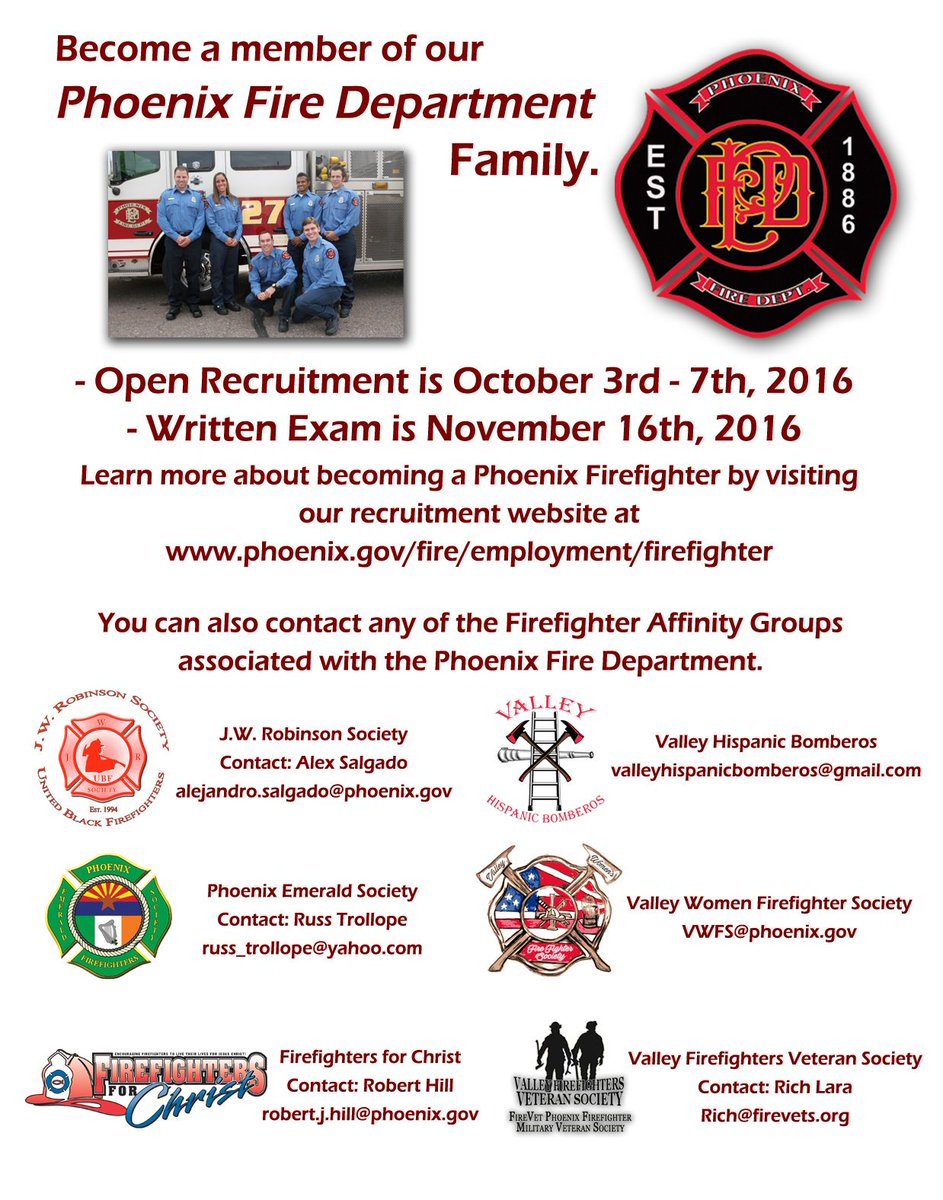 So you always wanted to be a #Firefighter? Now's your chance! #EMS #EMT #Paramedic #HazMat #TechnicalRescue https://t.co/7Z8u5oaNRB