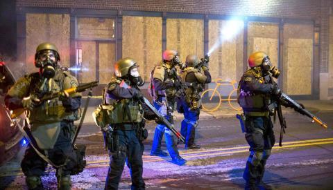 Federal judge dismisses lawsuit against police during Ferguson protests