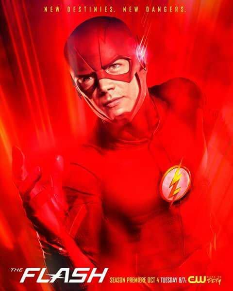 #TheFlash: The Flash