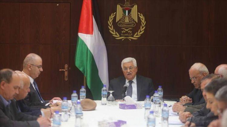الحكومه الفلسطينيه