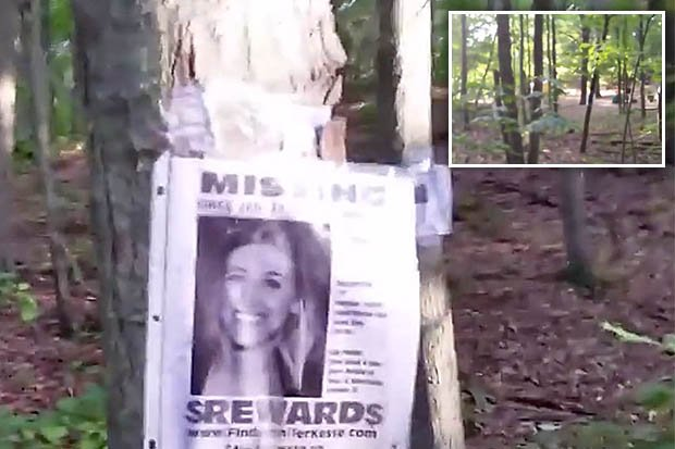 Bloke Finds Spine-Chilling Gallery Of 'Missing Person' Posters