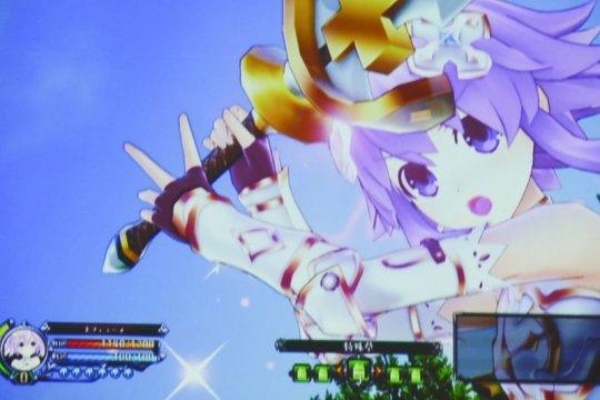 『四女神オンライン CYBER DIMENSION NEPTUNE』UE4採用で進化した初のゲーム画面がお披露目!  #