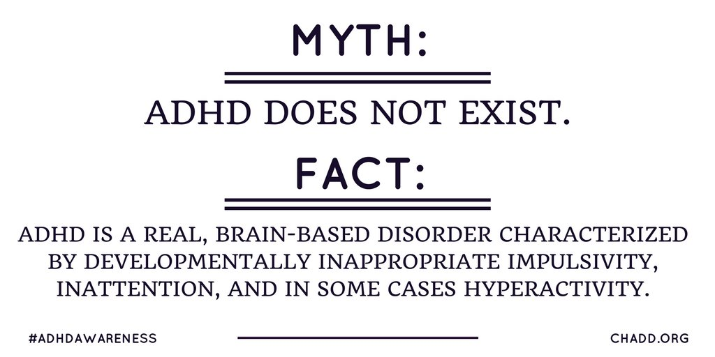 Knowing is better. #ADHD #ADHDawareness #ADHDAwarenessMonth https://t.co/ljYNtIQqJY