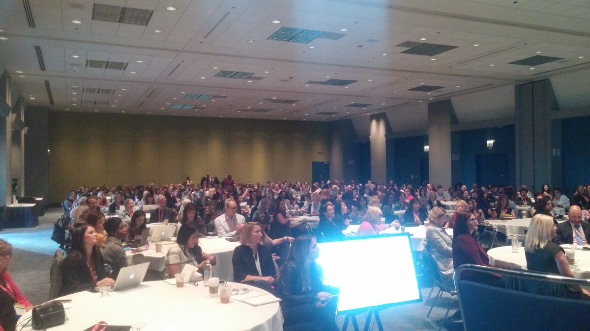 Wow, packed room for our 1st ever Women in HR Technology Summit ! #HRTechConf https://t.co/8SFXyhrKso