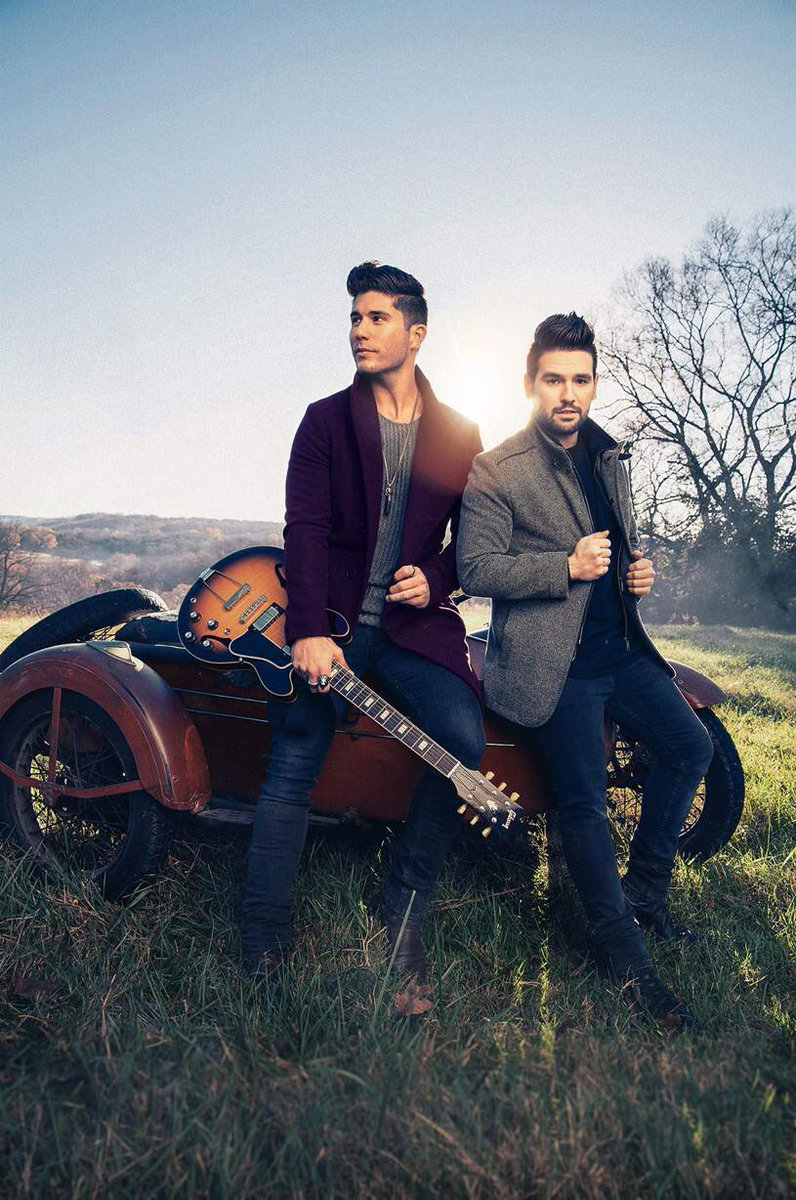 @danandshay all day! Well from 10am-2pm all month long! #DanandShayShow #GoCountry105 https://t.co/v6Eats5PXe
