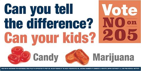 Can you tell the difference? Can your kids? Share and vote no on #Prop205 #prt #PRTuesday https://t.co/qgml0VLSKQ