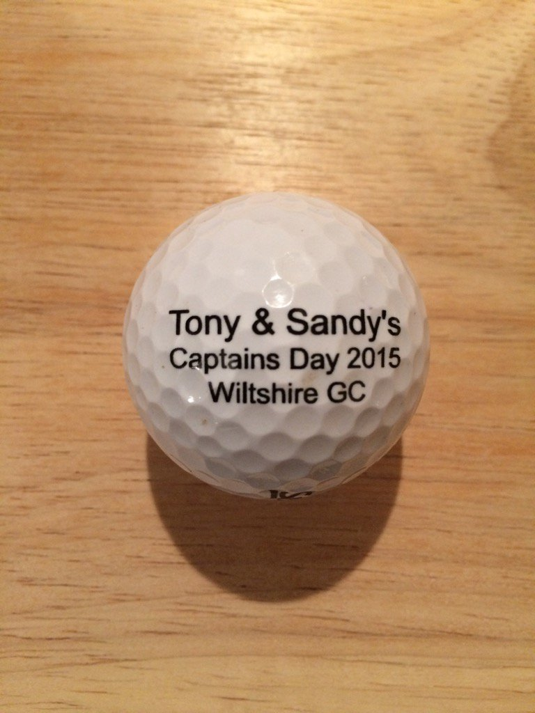 ⛳️ Found With The #Nitehawk ⛳️ Tony & Sandy's Captains Day 2015 at Wiltshire Golf Club! #logo #golf #Wiltshire https://t.co/XCrTWR5Jq4