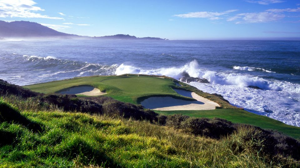 A round at pebble beach golf links will now cost you $525 ...