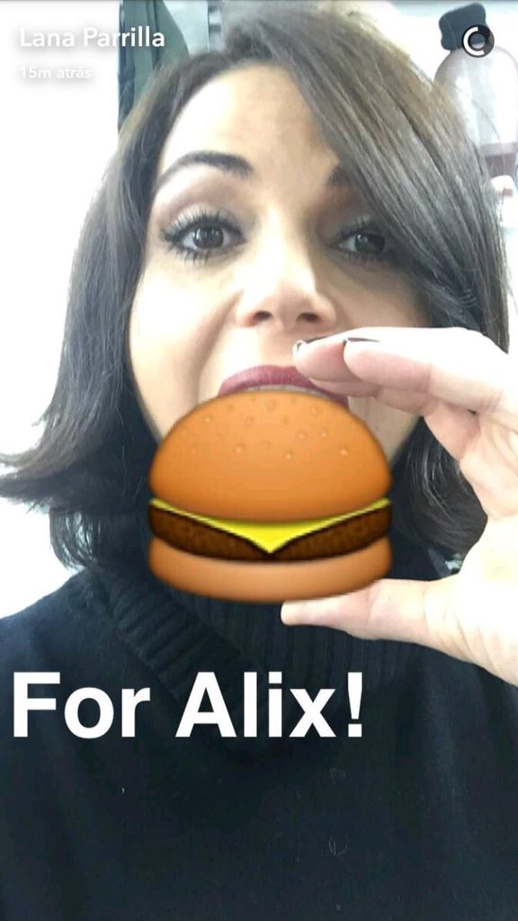 FOR ALIX