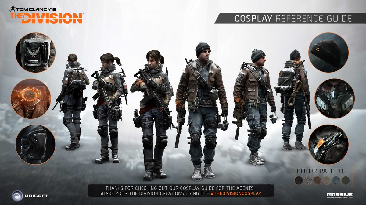 The Division  On Twitter Planning Your Halloween