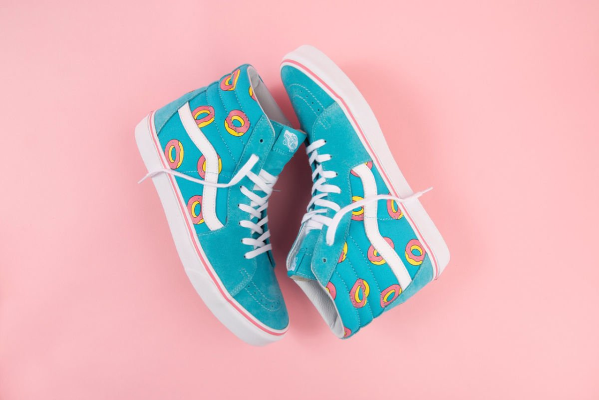 @ofwgkta Joins Forces With @VANS_66 on a Tasty Donut-Print Footwear Collaboration https://t.co/oduTN2Pc5n https://t.co/URNaX8yXSf