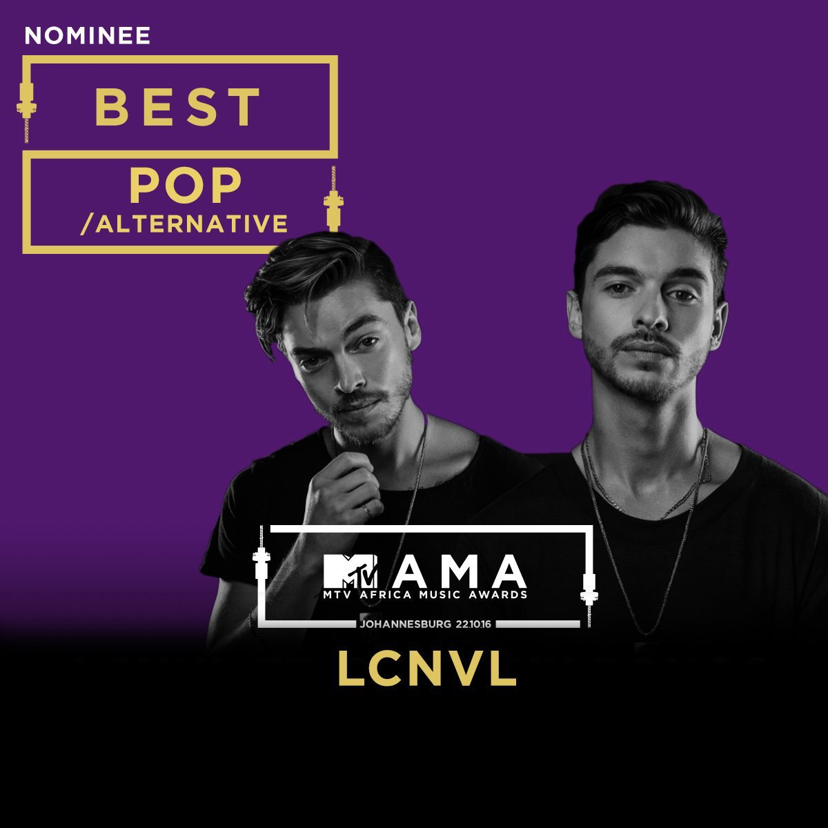 Tweet #MAMAVote @Locnville #BestPop to vote for us in the #MTVMAMA2016 https://t.co/zsxGTSoRj3
