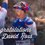 To an amazing teammate and an even better person.  Congratulations, @D_Ross3! #YearLongRetirementParty https://t.co/9krkBkA2n8