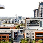 """CBD, Gaborone,Botswana, from a different angle"" - Bw Properties https://t.co/8HQnUsS53B"