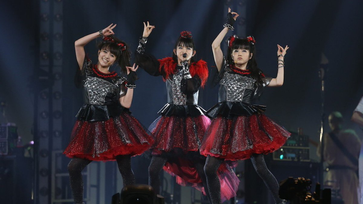 Frederic Leclercq reviews @BABYMETAL_JAPAN's Tokyo Dome shows https;//t.co/VWyDrxmwxE https;//t.c...