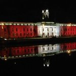 Guess what colour #Cork city hall will be tonight to support @CorkLGFA #BackingCork https://t.co/ODPzfYPbGW