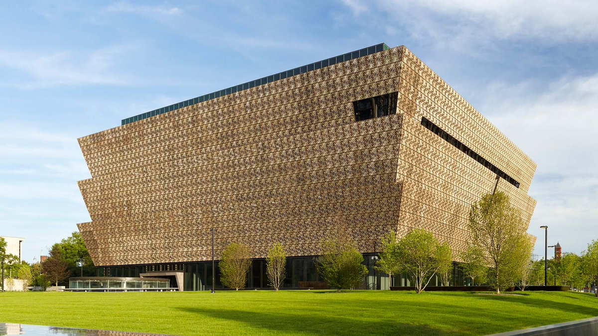 I, too, sing America. Join me in welcoming the @NMAAHC. #APeoplesJourney https://t.co/kBuxKt6fS7