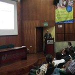 En este momento, @RedRicclisa hace presencia en el Foro de Cambio Climático organizado por la @CRCcauca en Popayán. https://t.co/5qCpDqAV4c