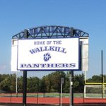 The new view from the road....#Wallkill_Panthers https://t.co/4kumh7u8HY